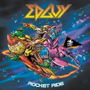 Edguy - Rocket Ride (Digi CD)