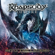 Rhapsody Of Fire - Into The Legend (Coloured 2LP)