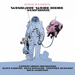 The London Orion Orchestra - Pink Floyd's Wish You Were Here Symphonic (LP)