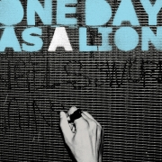 "One Day As A Lion - One Day As A Lion (12"" Vinyl EP)"