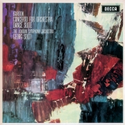 Georg Solti - Bartok: Concerto for Orchestra & Dance Suite (LP)