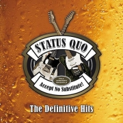 Status Quo - Accept No Substitute!: The Definitive Hits (2LP)