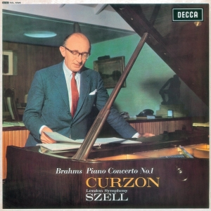 George Szell - Brahms: Piano Concerto No. 1 (LP)