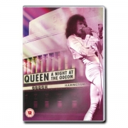 Queen - A Night At The Odeon: Hammersmith 1975 (DVD)