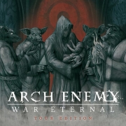 Arch Enemy - War Eternal: Tour Edition (CD+DVD)
