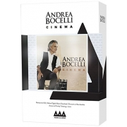 Andrea Bocelli - Cinema (Limited Deluxe CD Boxset Edition)