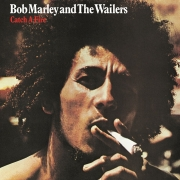 Bob Marley And The Wailers - Catch A Fire (LP)