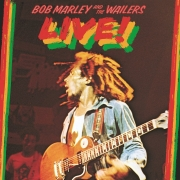 Bob Marley And The Wailers - Live! (LP)