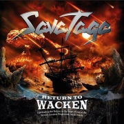 Savatage - Return To Wacken (CD)