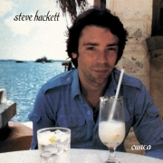 Steve Hackett ‎- Cured (CD)
