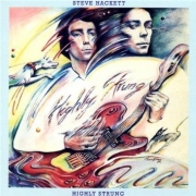 Steve Hackett ‎- Highly Strung (CD)