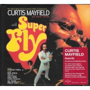 Curtis Mayfield - Superfly (2CD)