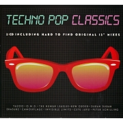 Various ‎- Techno Pop Classics (2CD)
