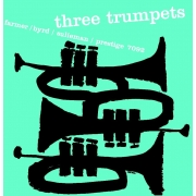 Art Farmer / Donald Byrd / Idrees Sulieman - Three Trumpets (LP)