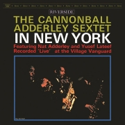 Cannonball Adderley Sextet - In New York (LP)