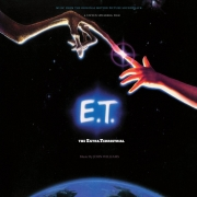 John Williams - E.T. The Extra-Terrestrial O.S.T. (LP)