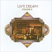 Cream - Live Cream Volume II (LP)
