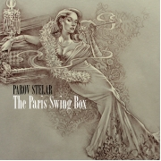 "Parov Stelar ‎- The Paris Swing Box (2X12"" Vinyl EP)"