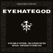 Eyehategod - Original Album Collection (4CD Boxset)