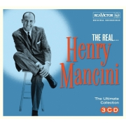 Henry Mancini - The Real ... Henry Mancini (3CD)