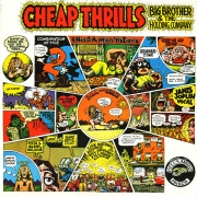 Big Brother & The Holding Company - Cheap Thrills (CD)
