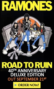 Ramones - Road To Ruin: 40th Anniversary