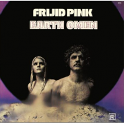 Frijid Pink - Earth Omen (LP)