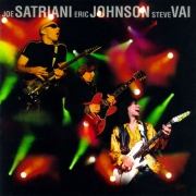 G3 (Satriani Johnson Vai) - G3-Live In Concert (CD)