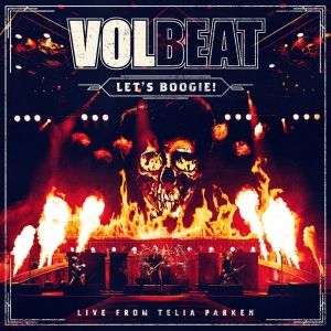 Volbeat - Let's Boogie! Live From Telia Parken (2CD+Blu-ray)