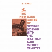 George Benson - The New Boss Guitar Of George Benson (LP)