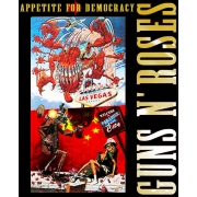 Guns N' Roses - Appetite For Democracy: Live From The Hard Rock Casino - Las Vegas (DVD)