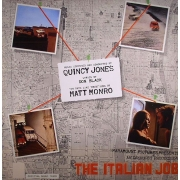 Quincy Jones - The Italian Job O.S.T. (LP)
