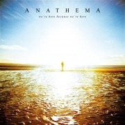 Anathema - We're Here Because We're Here (CD)